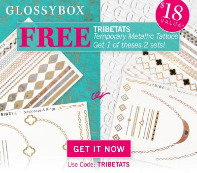Glossybox April 2016 Coupon